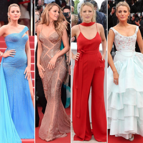 Blake Lively is Cannes Best Dressed