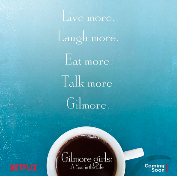 How to Prep for the Gilmore Girls Reboot