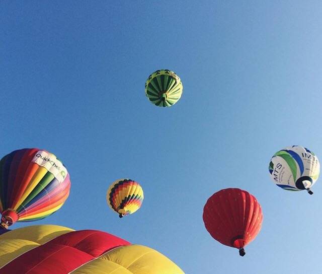 5 Reasons You Need to Go Hot Air Ballooning
