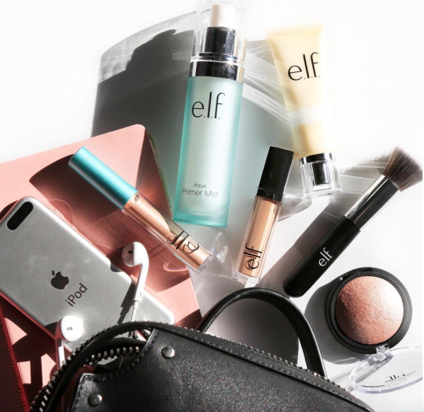 Ballin' on a Budget: Elf Cosmetics