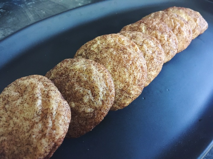 Snickerdoodle Cookies (Without Cream ofTartar)